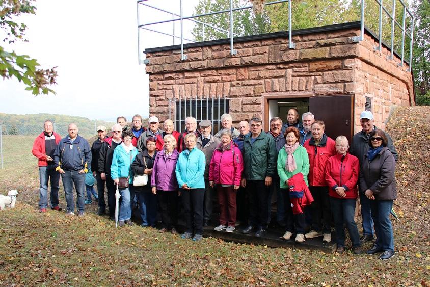 Bürgerliste Linsengericht: 32. Familientag am 3. Oktober in Lützelhausen bot interessante Einblicke in das Wasserversorgungsnetz