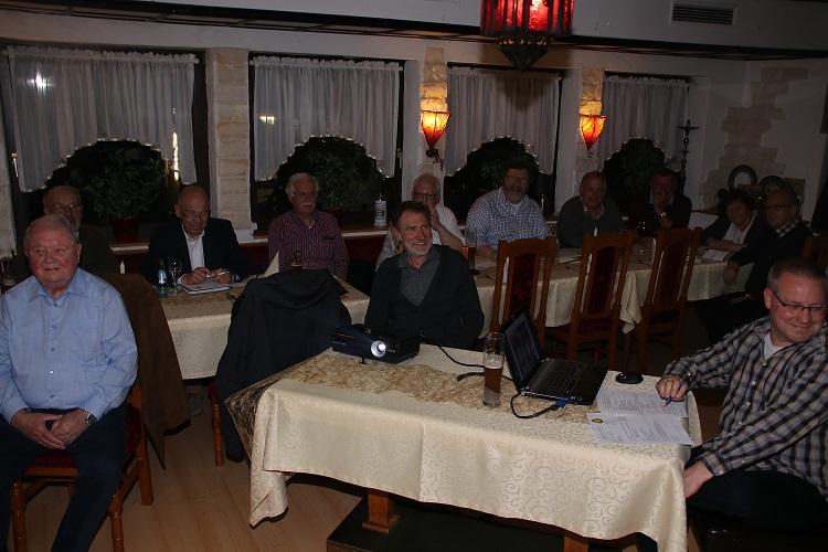 Jahreshauptversammlung der Bürgerliste/FWG Linsengericht