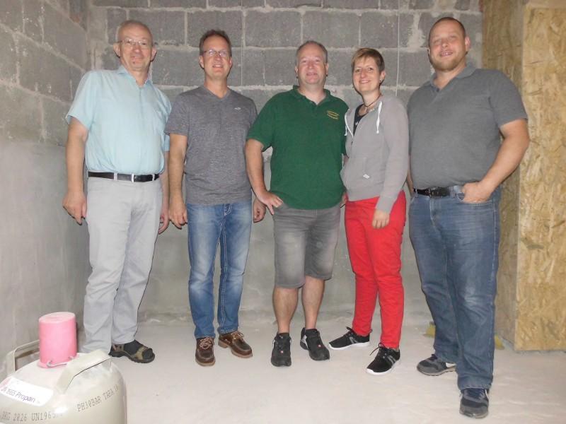 BGL besucht und unterstützt Schützenverein Eidengesäß