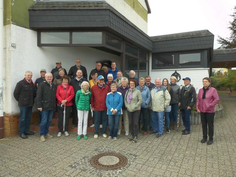 Bürgerliste Linsengericht: 33. Familientag bot interessante Einblicke in die Geschichte und Zukunft von Eidengesäß