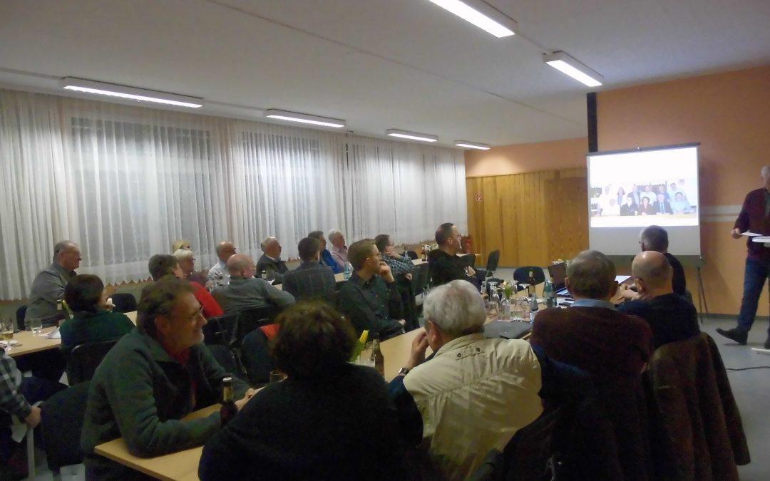15. Kommunalpolitischer Aschermittwoch der Bürgerliste/FWG Linsengericht mit Heringsessen im Hasenheim in Geislitz